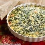 Hot Spinach and Artichoke Dip #AppetizerWeek #OXO
