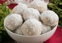 Toffee Noel Nut Balls #BringtheCookies