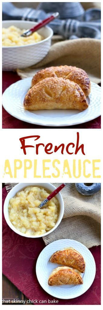 French Applesauce   Dorie Greenspan's recipe for compote de pommes