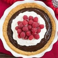 Chocolate Satin Pie featured image