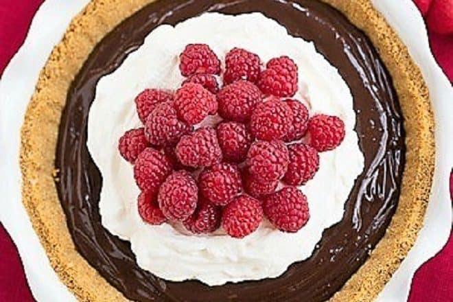 Chocolate Satin Pie featured image