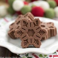 Festive Fudge | A no fail fudge recipe that will make you swoon!