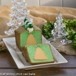 Holiday Cream Cheese Surprise Cake