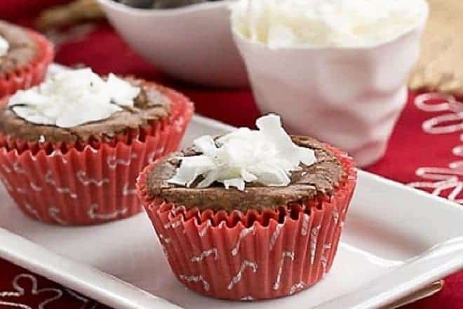 Mounds Brownie Cupcakes featured image
