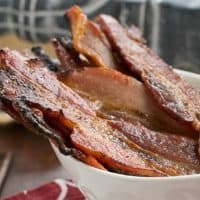 Candied Bacon AKA Pig Candy