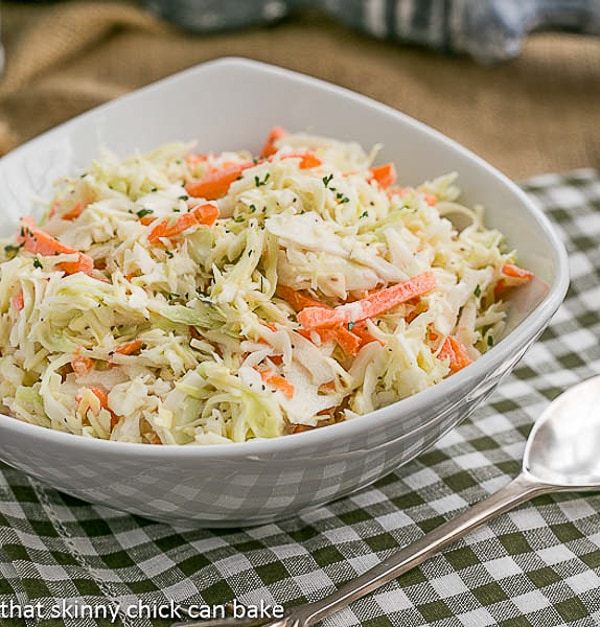 Classic Coleslaw with Buttermilk advise