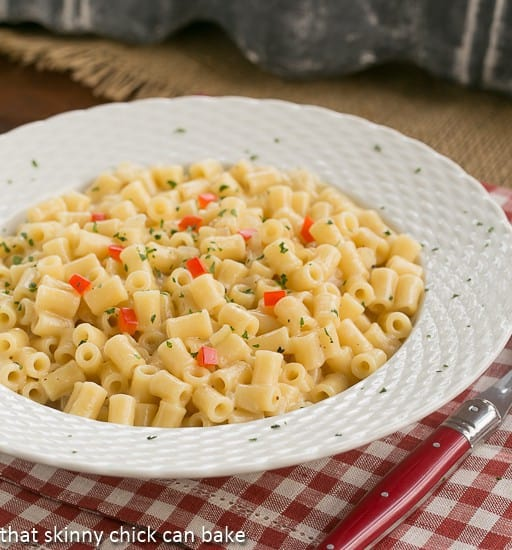 Pasta Risotto from Dorie Greenspan