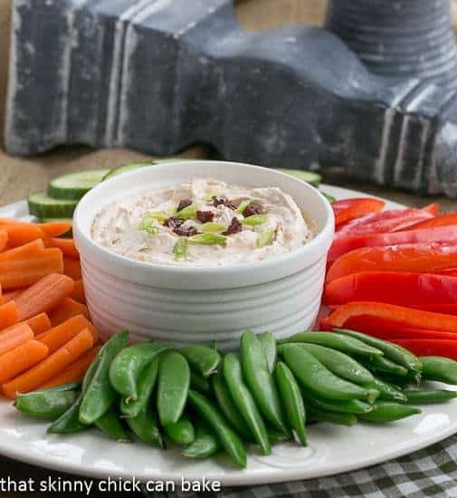Ina's Sun-dried Tomato Dip | That Skinny Chick Can Bake