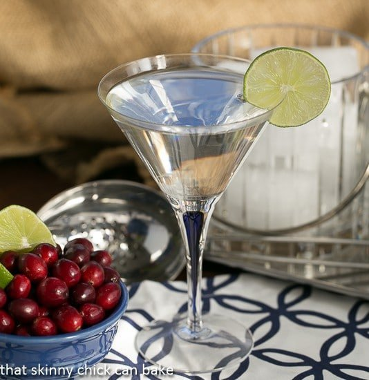 White Cosmopolitans | A festive twist on the classic cocktail!