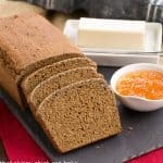 Whole Wheat Molasses Quick Bread #TwelveLoaves