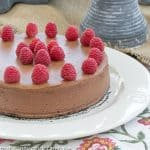 Chocolate-Mascarpone Cheesecake #TuesdayswithDorie