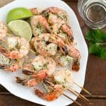 Margarita Shrimp #NationalMargaritaDay