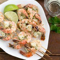 Margarita Shrimp | Easy and delicious