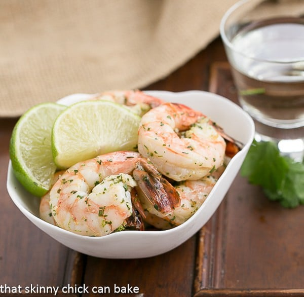 Margarita Shrimp | Easy and delicious