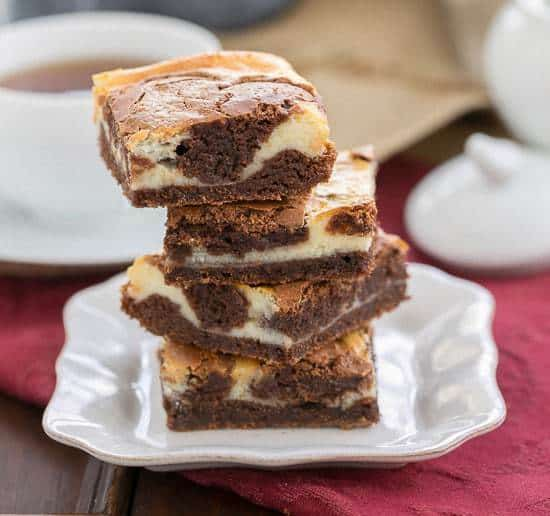 Cheesecake Swirl Brownies (2)