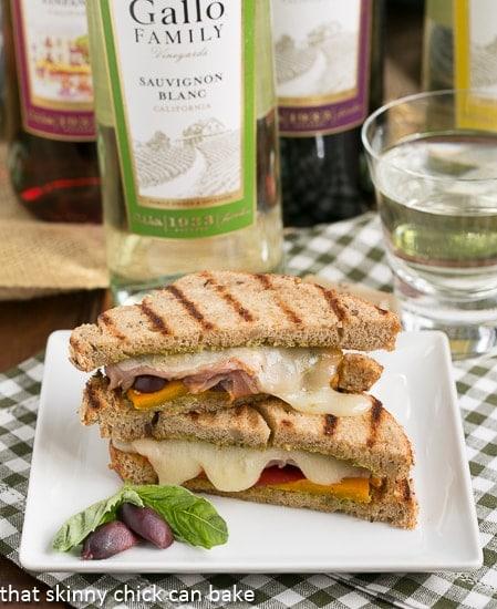 Mediterranean Grilled Cheese (3)