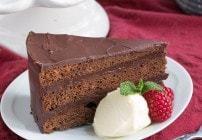 Mocha Brownie Cake (3)