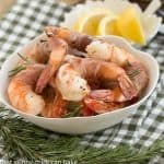Rosemary Prosciutto Shrimp #ShrimpShowdown OXO #giveaway