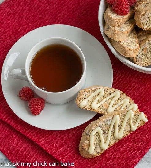 Cantuccini  Almond biscotti from Nick Malgieri