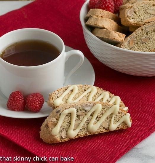 Cantuccini   An almond biscotti