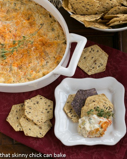 Hot Artichoke Shrimp Dip