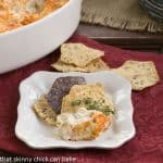 Hot Shrimp Artichoke Dip