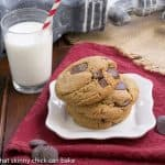 Jumbo Chocolate Chip Cookies #NMVCCCDay #Giveaway