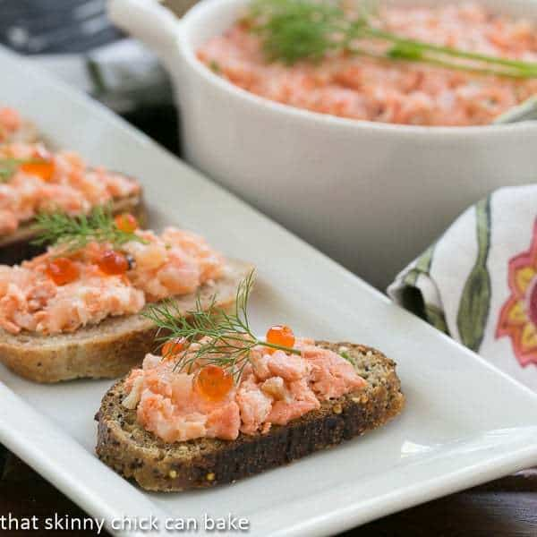 rillettes salmon rillettes salmon rillettes salmon rillettes salmon ...