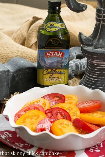 Tomato Provençal Tian