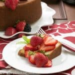 Vanilla Pound Cake #TuesdayswithDorie #SkinnyTip