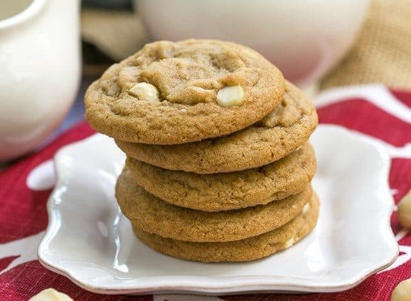 White Chocolate Macadamia Nut Cookies   The quintessential recipe that will have you swooning!!!
