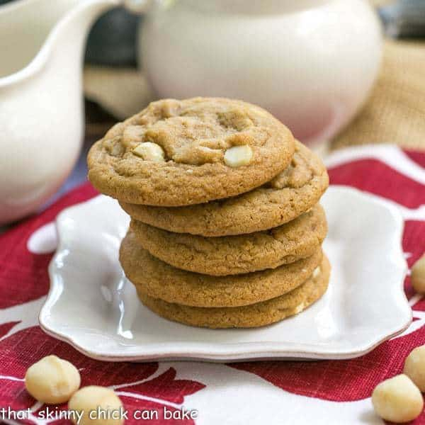 White Chocolate Macadamia Nut Cookies | The quintessential recipe that will have you swooning!!!