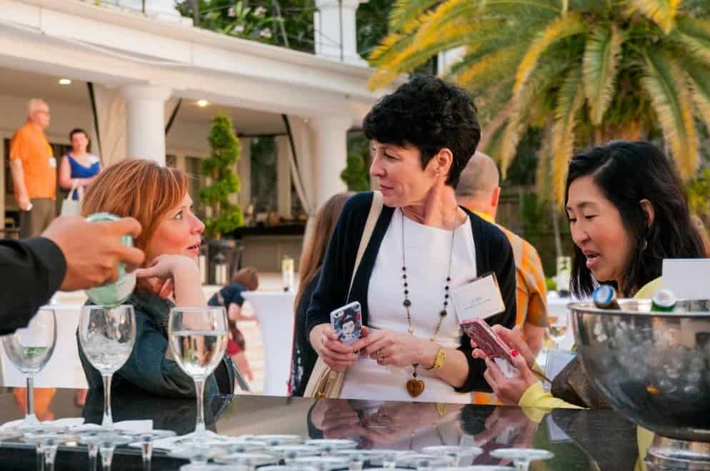 BlogHerFood Wine and Cheese Party