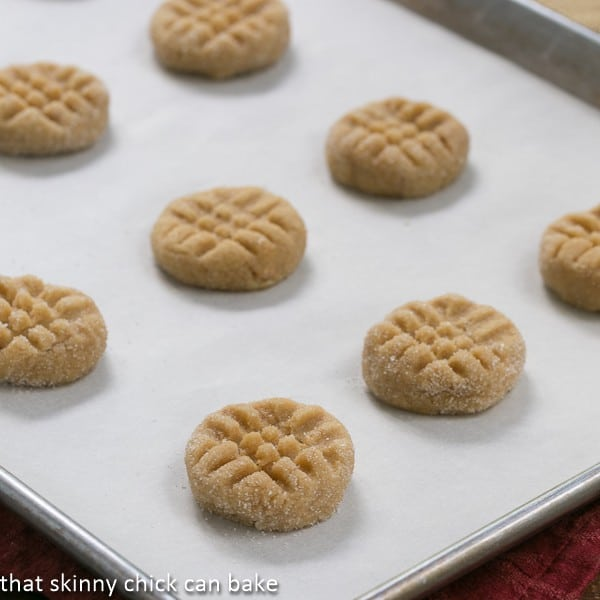 Classic Peanut Butter Cookies (3)