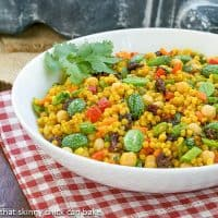 Couscous Salad | Dorie Greenspan's delicious recipe