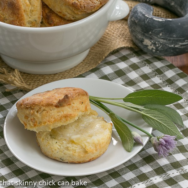 Herbed Buttermilk Biscuits #TwelveLoaves | Biscuit recipe
