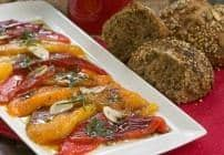 Roasted Peppers | A Dorie Greenspan recipe
