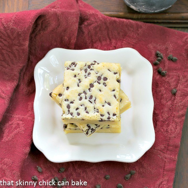"""White Chocolate Brownies - White chocolate lovers will go nuts for these dense, delicious """"brownies!"""""""