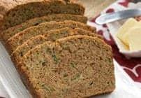 Zucchini Bread #SkinnyTip