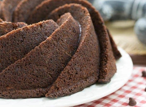 chocolate chip zucchini cake chocolate zucchini bundt cake chocolate zucchini cake recipe 2854