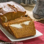 Cream Cheese Filled Pumpkin Bread #IFBC Recap