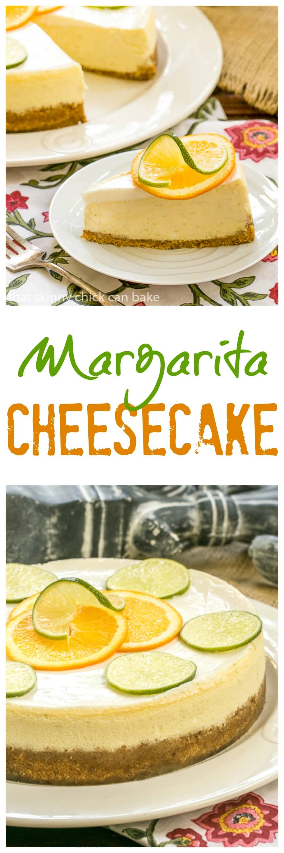 Margarita Cheesecake Recipe   That Skinny Chick Can Bake