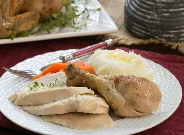 Rotisserie Style Chicken | Make this delicious chicken at home!