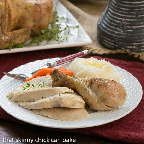 Rotisserie Style Chicken - Make this delicious chicken at home!