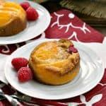 Oven Roasted Peach Cakes #TuesdayswithDorie