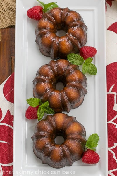 Cannelés - A French pastry from Dorie Greenspan's new cookbook, Baking Chez Moi