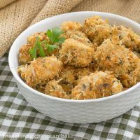 Herbed Chicken Nuggets | #KGgrassfed