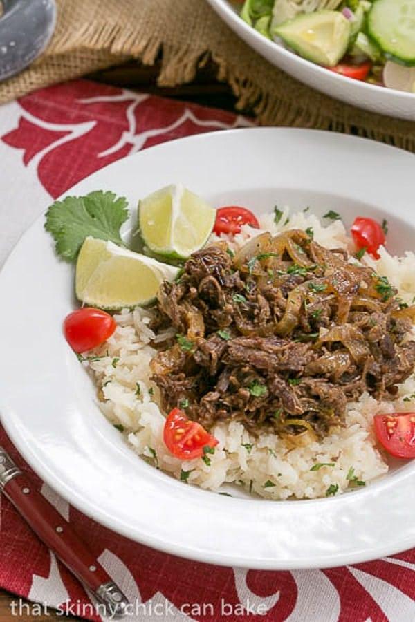 Vaca Frita | Scrumptious Cuban Shredded Beef