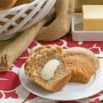 Whole Wheat Dinner Rolls #BloggerCLUE