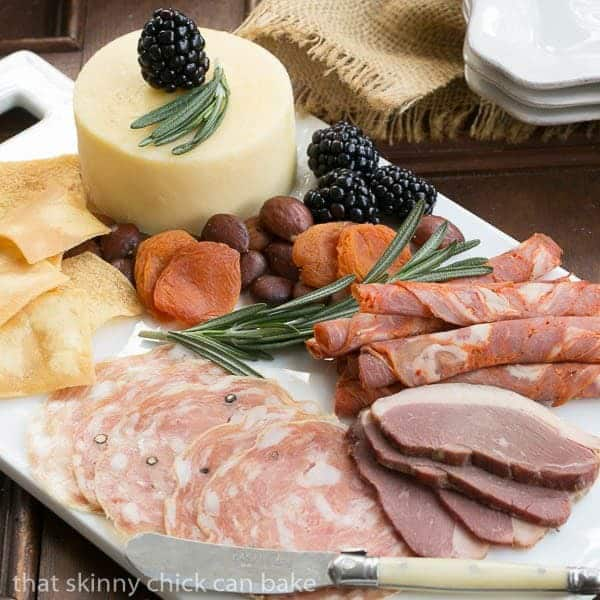 The Making of a Charcuterie Platter